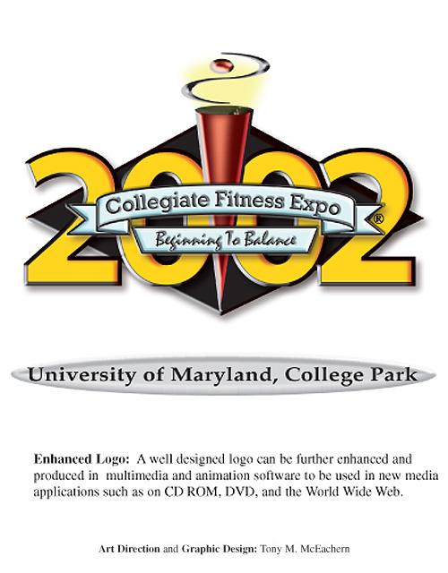 Case Study: 2002 Collegiate Fitness Expo Annual Event Promotion